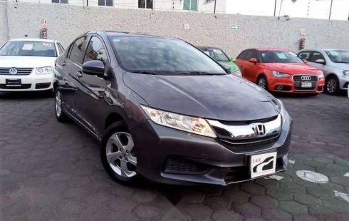 Quiero vender cuanto antes posible un Honda City 2016