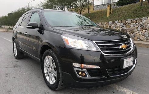 Chevrolet Traverse 2014 barato en Monterrey