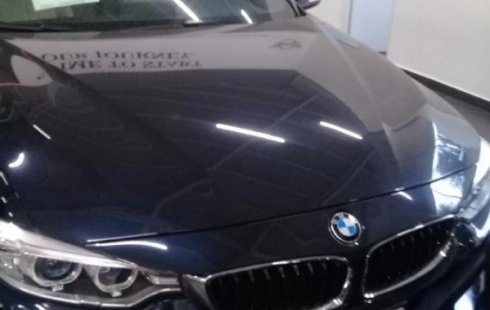 Vendo un BMW Serie 4 impecable