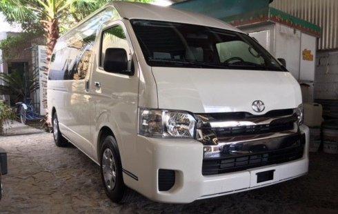 Toyota Hiace 2019 usado en Indé