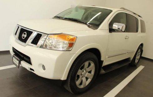 Nissan Armada impecable en Azcapotzalco más barato imposible