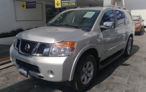 Nissan Armada 2014 barato