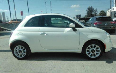 Vendo un carro Fiat 500 2016 excelente, llámama para verlo
