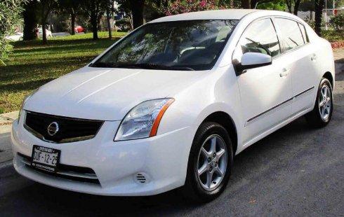 SHOCK!! Un excelente Nissan Sentra 2011, contacta para ser su dueño
