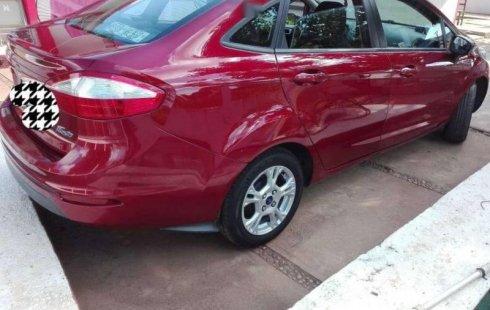 Ford Fiesta 2015 usado