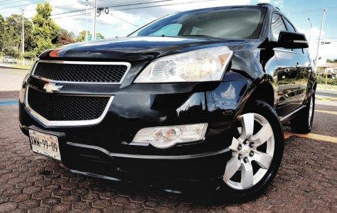 En venta un Chevrolet Traverse 2010 Automático en excelente condición