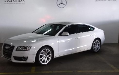 Un Audi A5 2011 impecable te está esperando