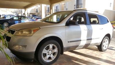 Chevrolet Traverse 2009 en venta