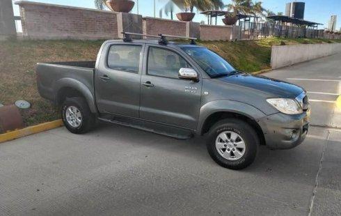 Toyota Hilux 2009 en Aguascalientes