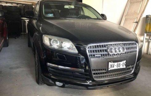 Quiero vender urgentemente mi auto Audi Q7 2007 muy bien estado