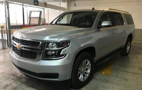 Llámame inmediatamente para poseer excelente un Chevrolet Suburban 2017 Automático