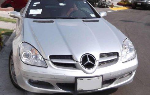 SHOCK!! Un excelente Mercedes-Benz Clase SLK 2006, contacta para ser su dueño