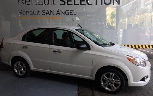 Precio De Chevrolet Aveo 2017 652196