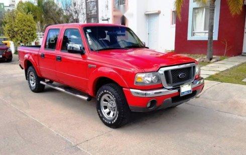 SHOCK!! Un excelente Ford Ranger 2005, contacta para ser su dueño