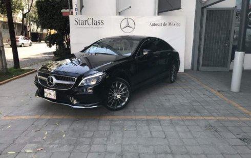 Quiero vender inmediatamente mi auto Mercedes-Benz Clase CLS 2015 muy bien cuidado