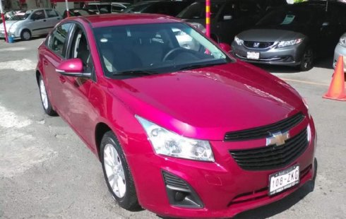 Precio de Chevrolet Cruze 2014