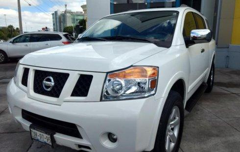 Quiero vender urgentemente mi auto Nissan Armada 2012 muy bien estado
