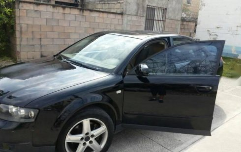 Pongo a la venta cuanto antes posible un Audi A4 en excelente condicción