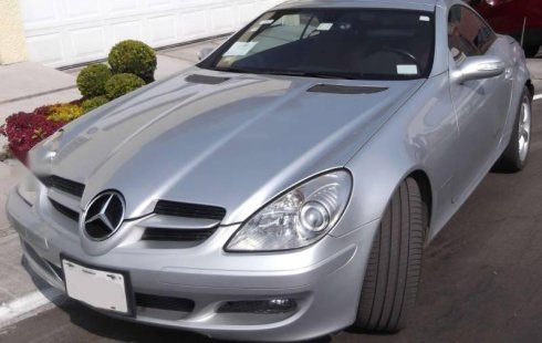 Quiero vender inmediatamente mi auto Mercedes-Benz Clase SLK 2006