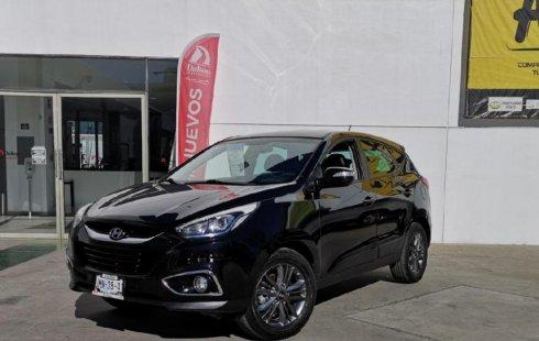 Un carro Hyundai ix35 2015 en Guadalajara