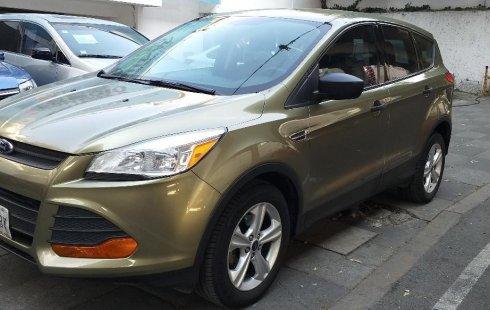 Ford Escape 2013 barato en Miguel Hidalgo