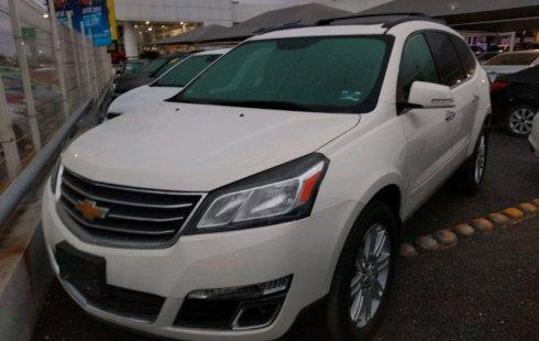 Pongo a la venta cuanto antes posible un Chevrolet Traverse en excelente condicción a un precio increíblemente barato