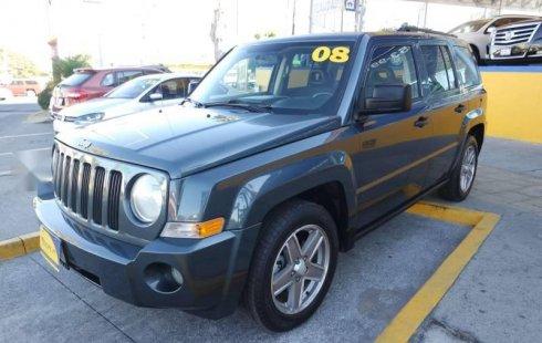 En venta un Jeep Patriot 2008 Automático muy bien cuidado