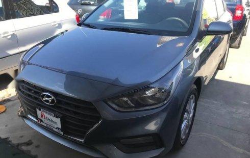 Llámame inmediatamente para poseer excelente un Hyundai Accent 2018 Manual