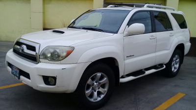Toyota 4Runner 2006 impecable
