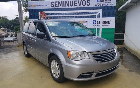 Chrysler Town & Country 2016