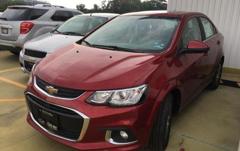 Chevrolet Sonic 2017 seminuevo
