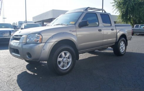 Nissan Frontier 2004 Doble Cabina