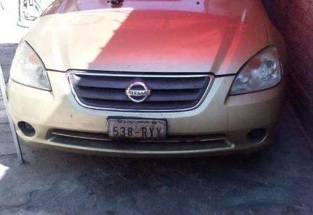 Se vende urgemente Nissan Altima 2002 Automático en Gustavo A. Madero