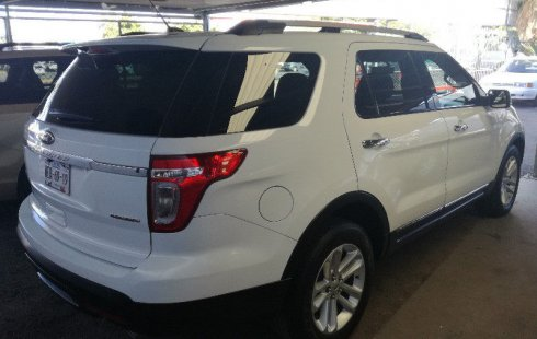 Ford Explorer 2013 impecable