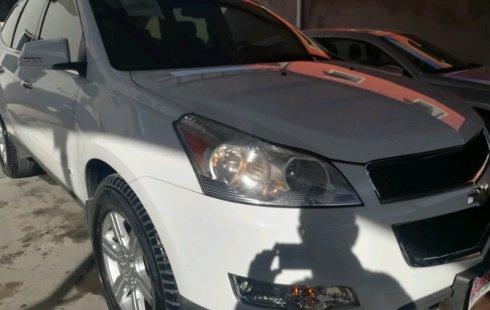 Quiero vender urgentemente mi auto Chevrolet Traverse 2010 muy bien estado