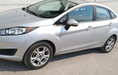 Ford Fiesta impecable en Libres