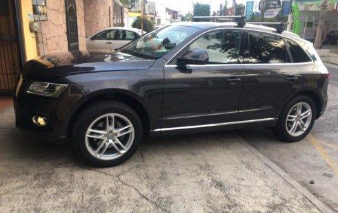 Urge!! En venta carro Audi Q5 2014 de único propietario en excelente estado