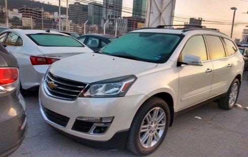 Urge!! En venta carro Chevrolet Traverse 2015 de único propietario en excelente estado