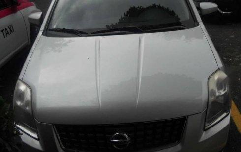 Nissan Sentra 2007 barato en Álvaro Obregón