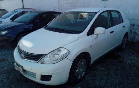 Urge!! Un excelente Nissan Tiida 2010 Automático vendido a un precio increíblemente barato en Cuernavaca
