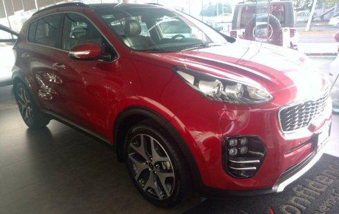Quiero vender cuanto antes posible un Kia Sportage 2018
