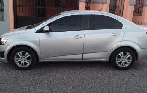 No te pierdas un excelente Chevrolet Sonic 2012 Automático en Sonora