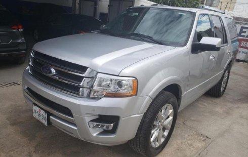 Pongo a la venta cuanto antes posible un Ford Expedition en excelente condicción a un precio increíblemente barato