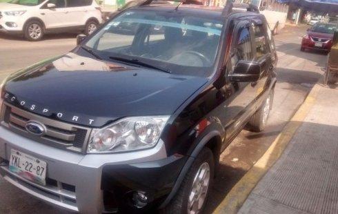 Urge!! Un excelente Ford EcoSport 2011 Manual vendido a un precio increíblemente barato en Veracruz