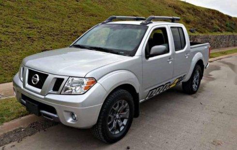 Nissan Frontier usado en Tlaquepaque