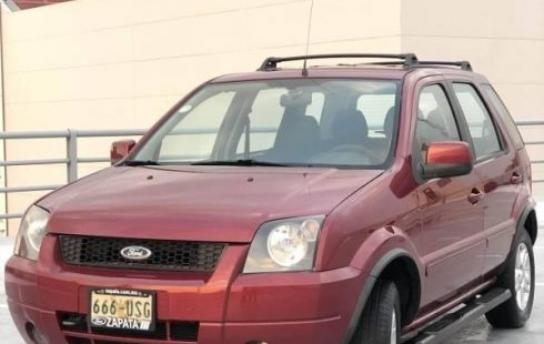 Auto usado Ford EcoSport 2007 a un precio increíblemente barato