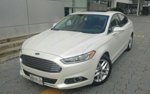 SHOCK!! Un excelente Ford Fusion 2015, contacta para ser su dueño