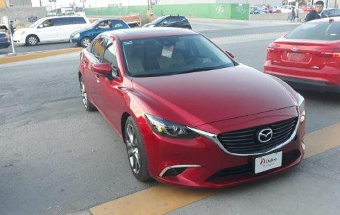 SHOCK!! Un excelente Mazda 6 2018, contacta para ser su dueño