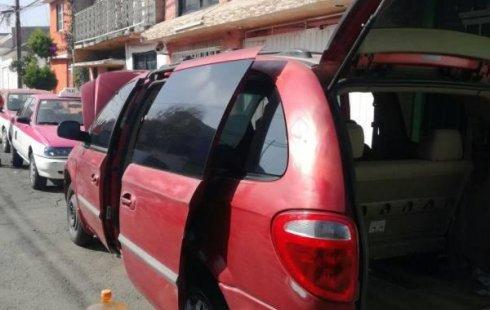 Pongo a la venta cuanto antes posible un Chrysler Grand Caravan en excelente condicción a un precio increíblemente barato