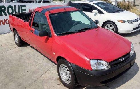 Quiero vender cuanto antes posible un Ford Courier 2007